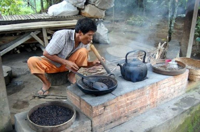 Coffee Farmer - Bali - Bali