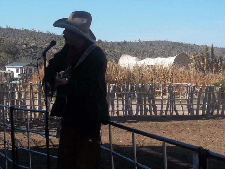 Cowboy songs! - Las Vegas