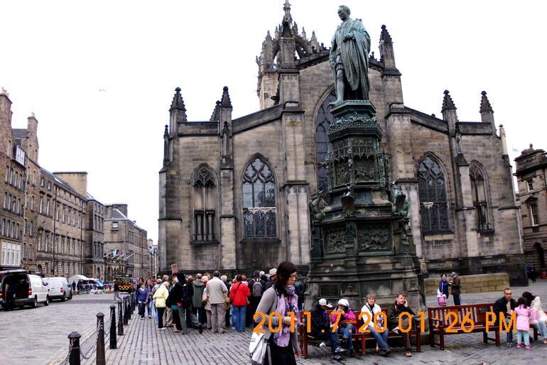 DSCI0115 - Edinburgh