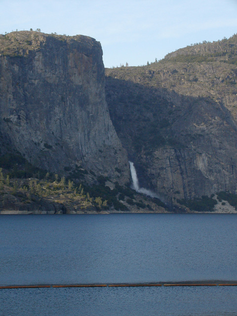 Hetch Hetchy Waterfall - San Francisco