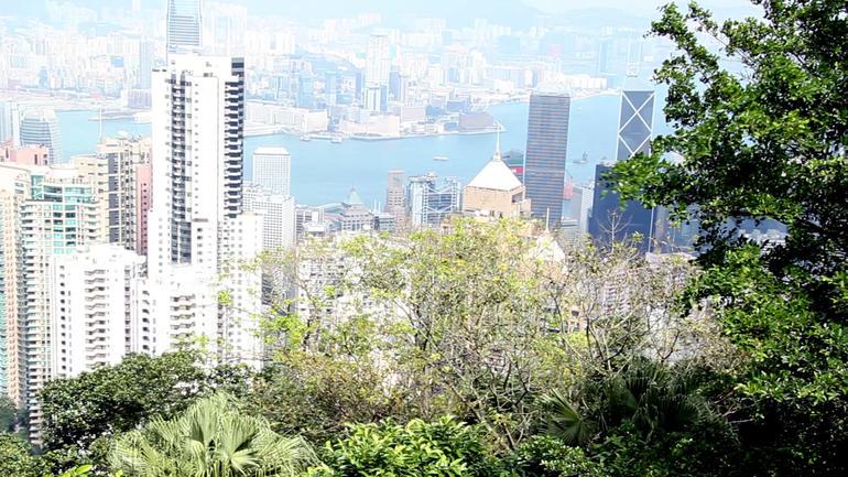 Hong Kong Island - Hong Kong