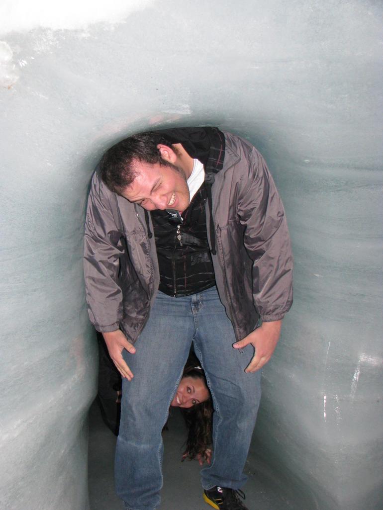 Ice Palace - Zurich