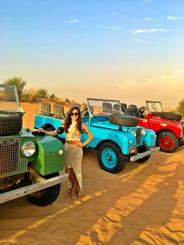 The ride of a lifetime - 1950s Vintage Land Rovers, vbellanti - October 2016