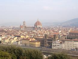 A view of Florence from Piazza Michel Angello , Dmitriy M - June 2012