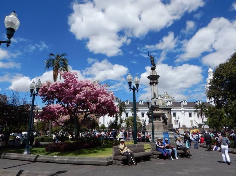 Quito Old District, Mitad del Mundo & Pululahua Crater Full-Day Tour photo 16