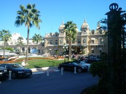In Monte Carlo, the opulent Opera House and Casino. I got myself a souvenir casino chip, and one for a poker buddy of mine. But I didn't actually play, since there was so much to see and do. , Boris G - September 2015