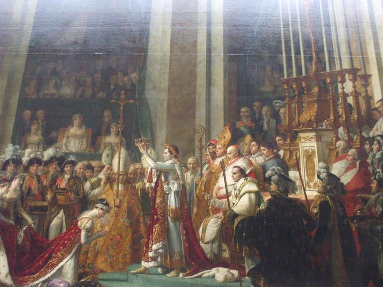 Napoleons Coronation - Paris