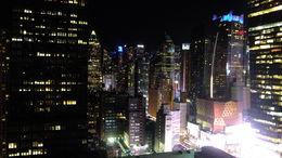 NYC von oben bei Nacht. , Heiner - June 2015