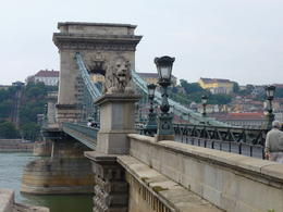 The Chain Bridge, Budapest , Christine A - October 2011