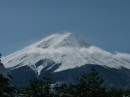 Mt. Fuji , Rene W - February 2011