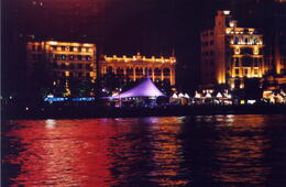 Pearl River at night - May 2012