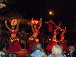 The show at Mai-Kai Polynesian Dinner Show , Margaret L - May 2015