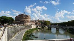 Roma , Maria Ilydia N - October 2015