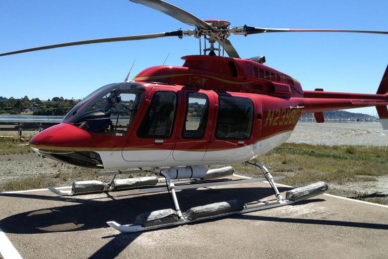 San Francisco Helicopter Tour - San Francisco