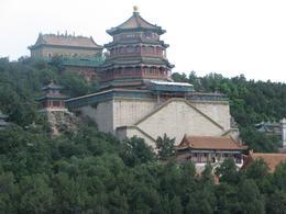 Close up view of the Summer Palace., Bandit - May 2012