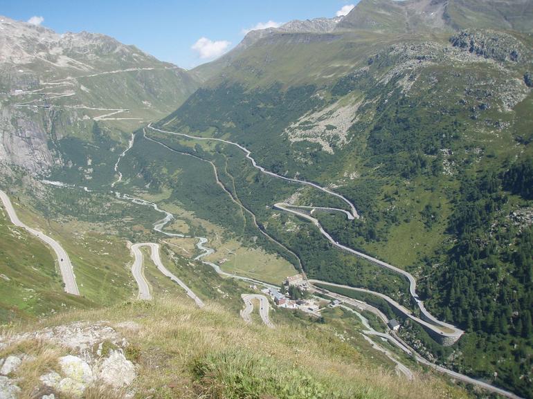 Swiss Alps Small Group Day Tour from Zurich - Zurich