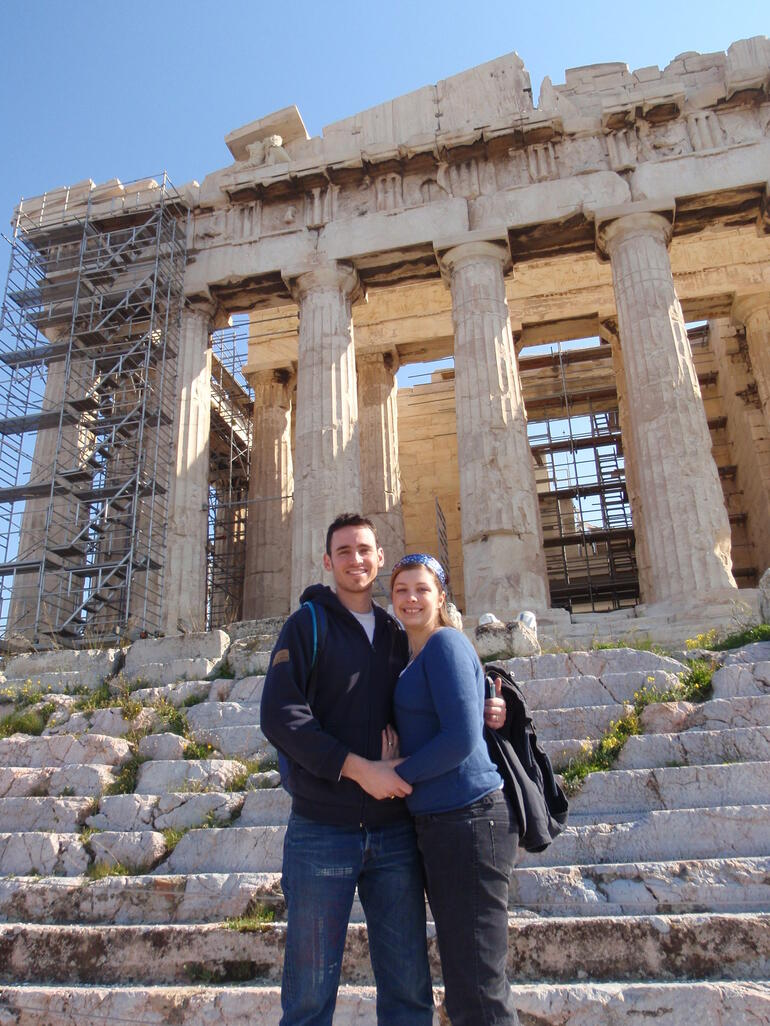 The Acropolis, Athens -