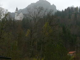 First wiew to the castle , Kastytis N - November 2013
