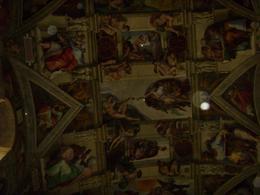 Sistine Chapel., Malcolm P - August 2008
