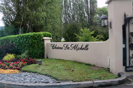 Chateau Ste. Michelle Winery entrance just beautiful - July 2014