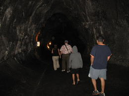 Various pictures of the day trip from Oahu to the Big Island. The Halemaumau Crater, lava tube, etc. , Diane G - November 2012
