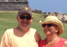 Fortress in San Juan was impressive, the tour was made perfect by guide Estrella! She provide outstanding customer service - thorough knowledge and great pride in the history of the island, and..., hilldfamily02 - August 2016
