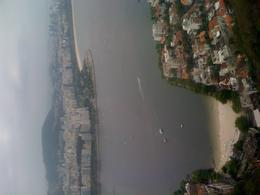 Another good view of the water and beach and city., Bandit - September 2011