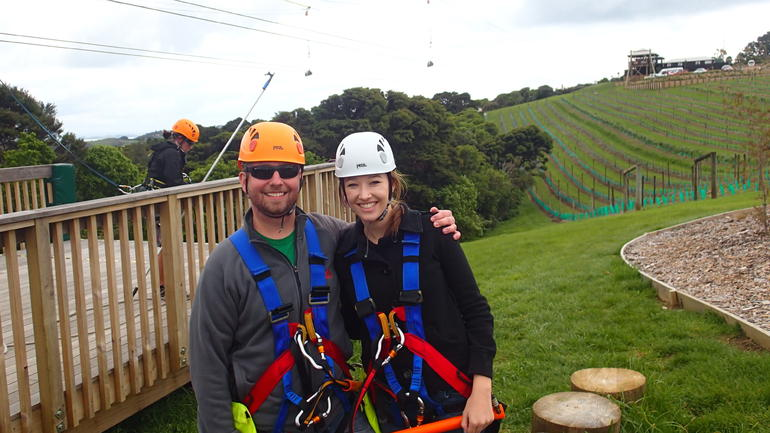 Waiheke Island: Zipline and Island Small Group Day Tour from Auckland photo 24
