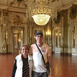 Queluz Palace, Day Trip Royal Palaces Nelson and Arnie Nov. 4, 2016 , ROBERT NELSON B - November 2016