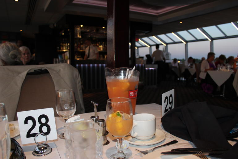 Montreal Gourmet Dinner Cruise with music photo 13
