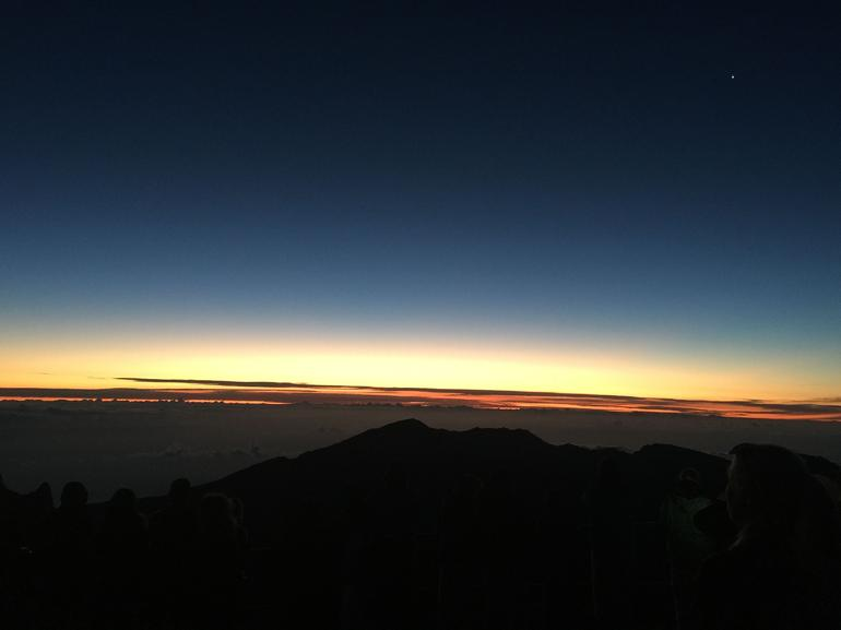 Haleakala Maui Sunrise Tour with Breakfast photo 11