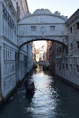 The famous Bridge of Sighs , Adrian C - May 2017