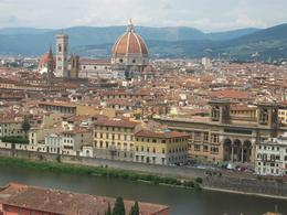 Overlooking Florence , Curtis F - June 2017