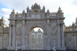 Dolmabahce palace , crismontez - October 2017