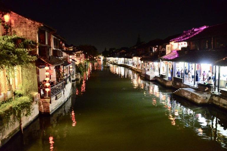 Xitang Water Village Sunset Tour with Riverside Dining Experience from Shanghai photo 50