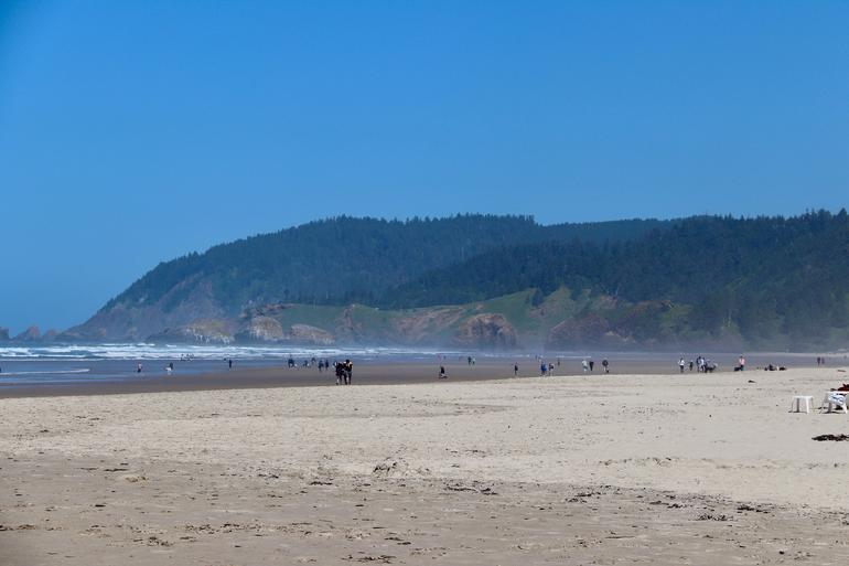 Oregon Coast Day Trip: Cannon Beach and Haystack Rock