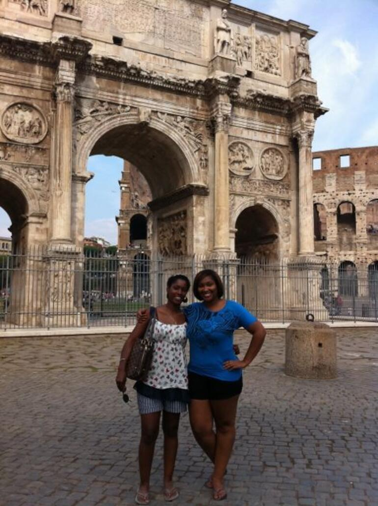 Arch di Tito - Rome