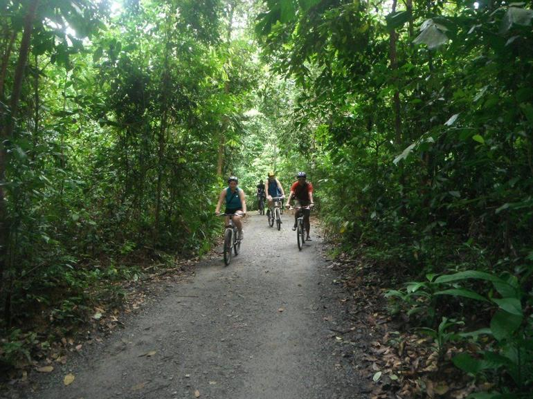 Bike Trail - Singapore