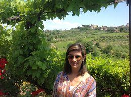 San Gimignano , Ximena T - June 2015