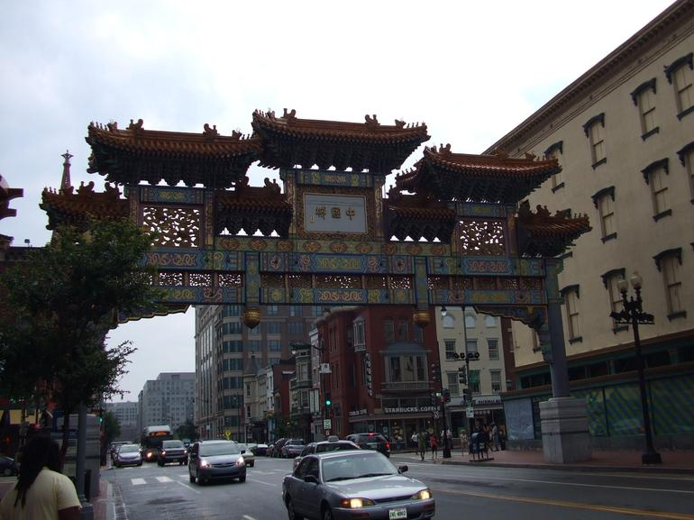 Chinatown - Washington DC