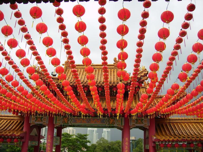 Chinese Temple - Kuala Lumpur
