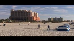 Enjoy the beautiful views and escape the crowds of Orlando when you visit Clearwater Beach. - July 2011