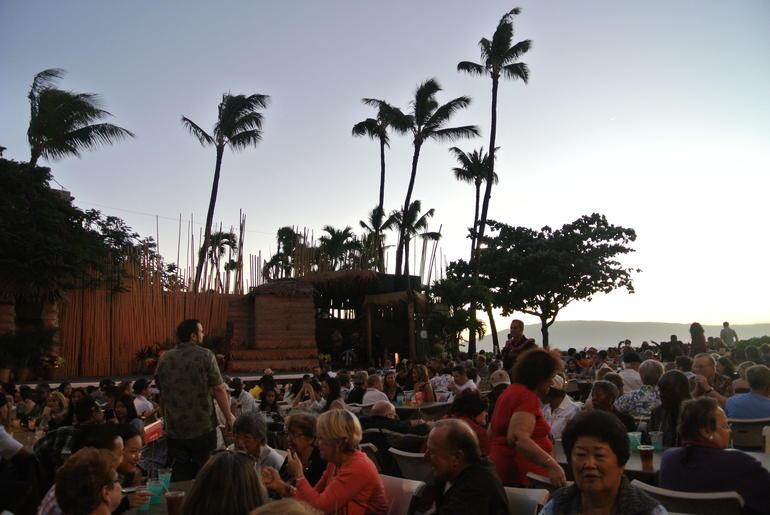 Dinner - Maui