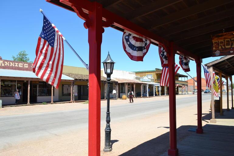 Downtown Tombstone - Phoenix