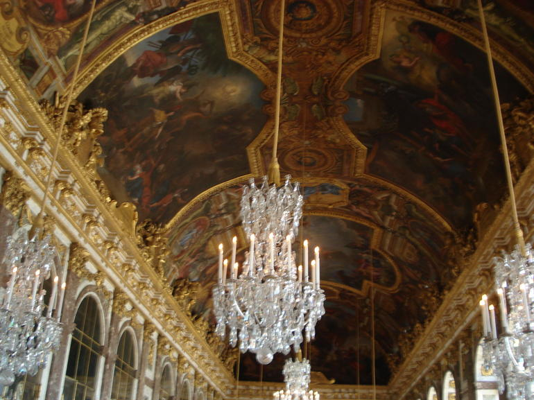 Full Day Tour with Versailles Palace, Eiffel Tower and Seine River Cruise photo 22
