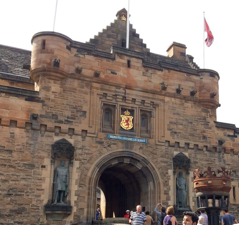 Historical Walking Tour with Optional Skip the Line Entry to Edinburgh Castle photo 35