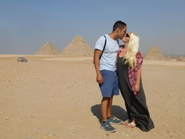Honeymooning in Egypt , Rpresas - September 2015