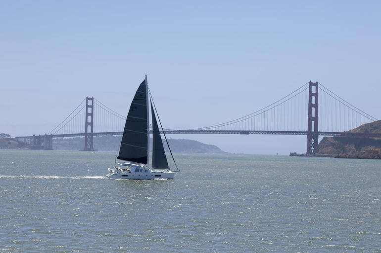 Straight to the Gate Access: Golden Gate Bay Cruise photo 15