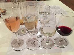 We got to choose 7 different wines. Great experience and the views of the wineries were impressive. , tiffanynoraj - March 2015