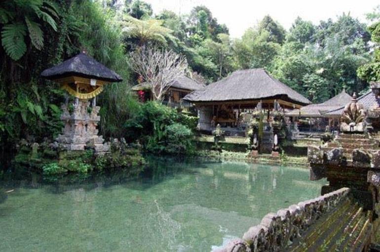 Gunung Kawi Temple - Bali - Bali
